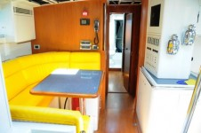 Sailing Yacht Billy Budd 2 -  Crew Mess